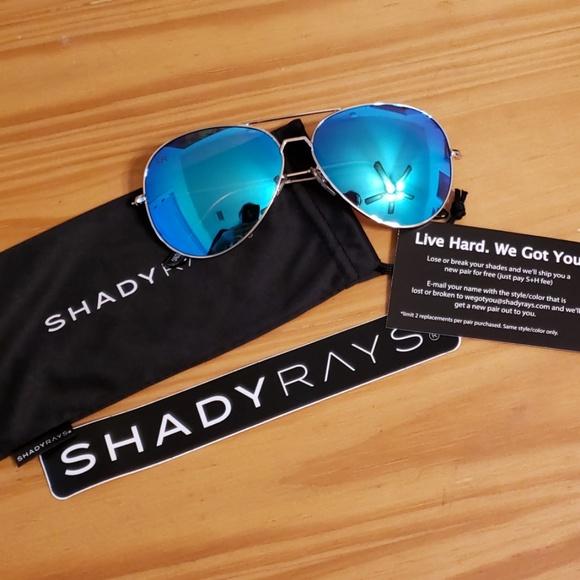 a29c47bef4f4 Shady Ray's Polarized Aviator Sunglasses. M_5c604d0e3c98446454103b73
